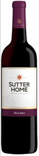Sutter Home Malbec 750ml - Case of 12